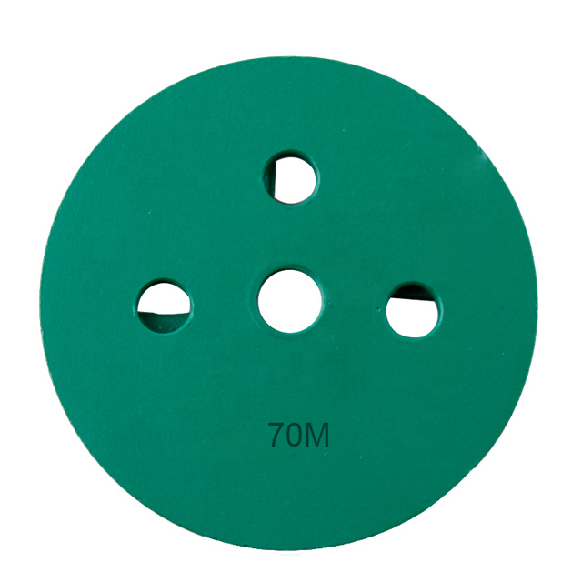 Chinese Wholesaler Single Arc Segments Round Grinding Pad