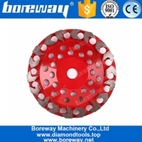 7 Inch Diamond Grinding Disc