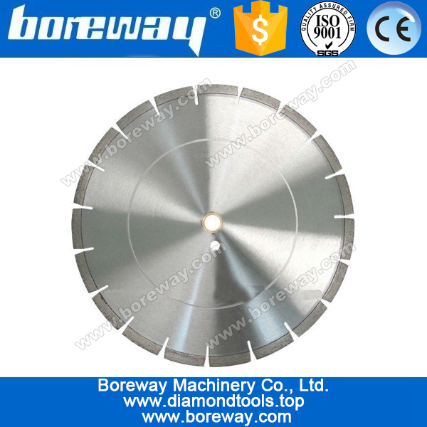 350mm laser welding diamond saw blade for cutting asphalt