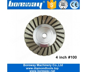 4 Inch Diamond Grinding Cup Wheel