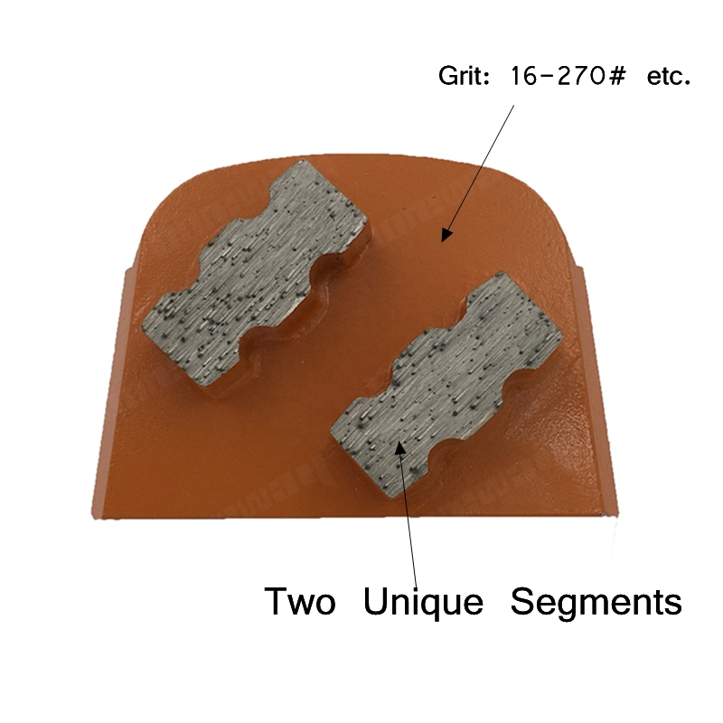 Two Segments Lavina Grinding Shoes