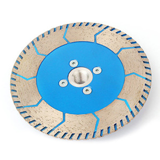 5 Inch Diamond Saw Blade Cutting Disc For Stone Concrete Brick