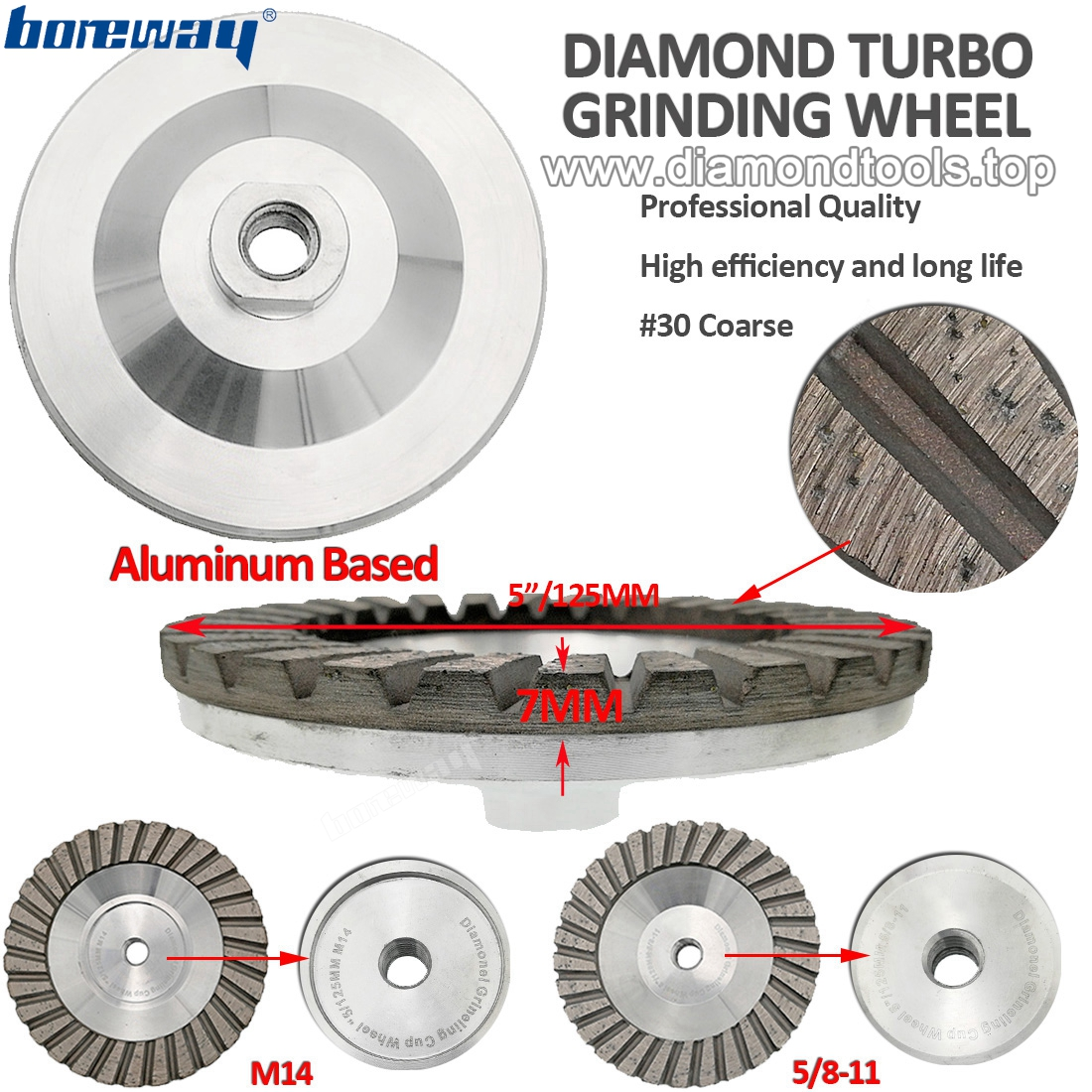 diamond grinding cup wheel manufacturer
