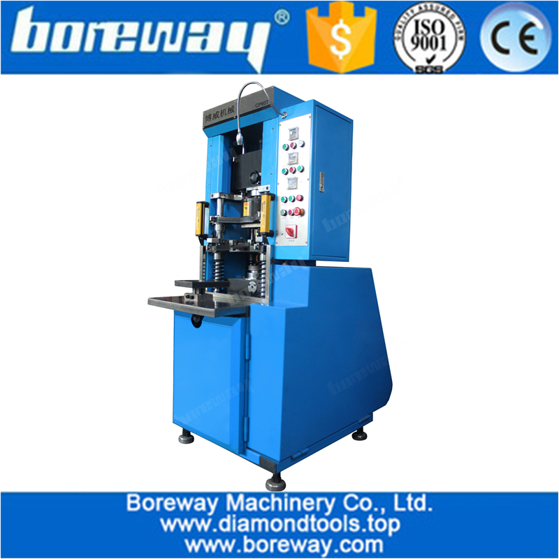 fully Automatic Mechanical Cold Press Machine for diamond segments