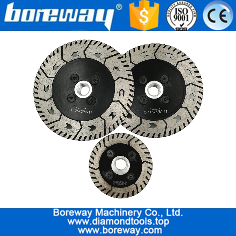 Diamond Dual Saw Blade wholesaler Diamond Cutting Grinding Disc