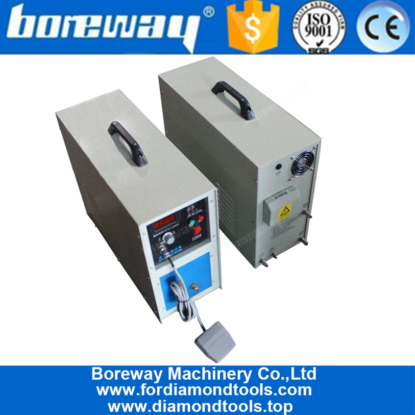 Boreway high frequency induction heating machine for plastic welding and melting 01