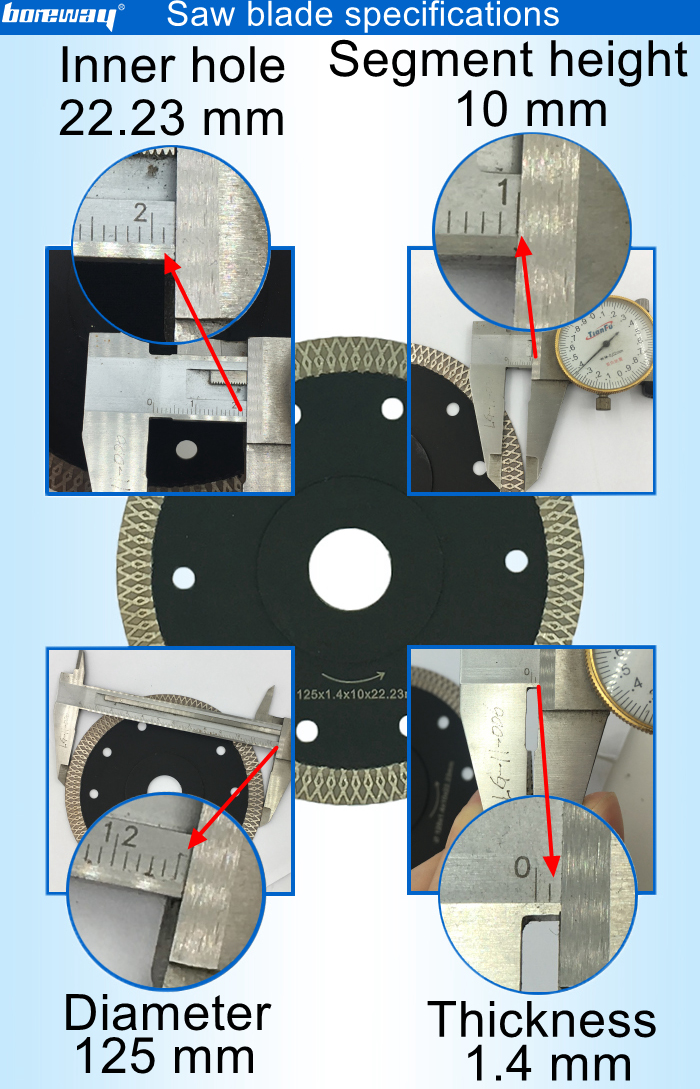 diamond saw blades for ceramic