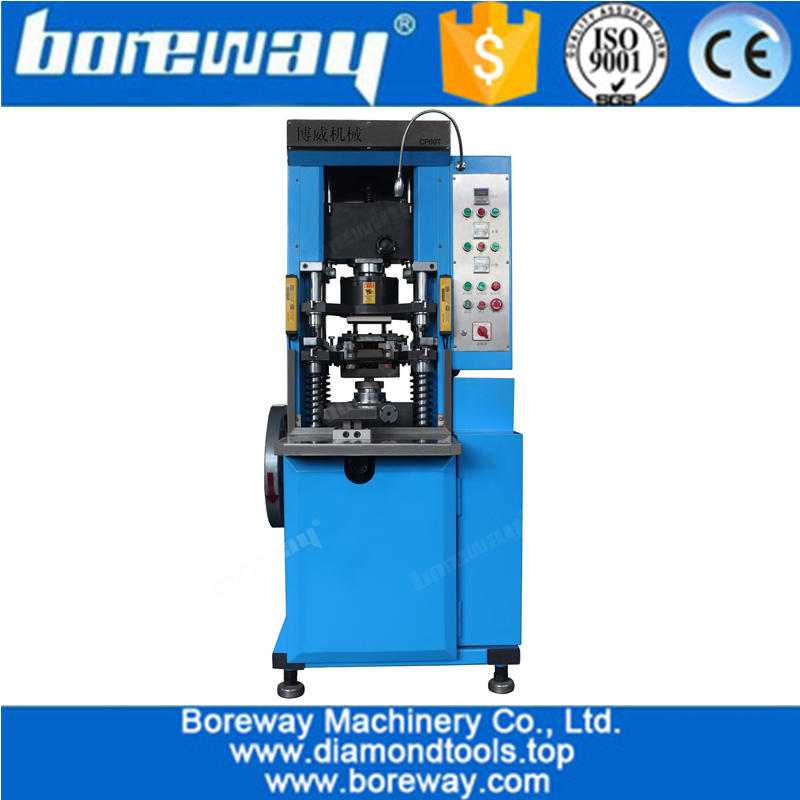 full Automatic Mechanical Cold Press Machine for diamond segments