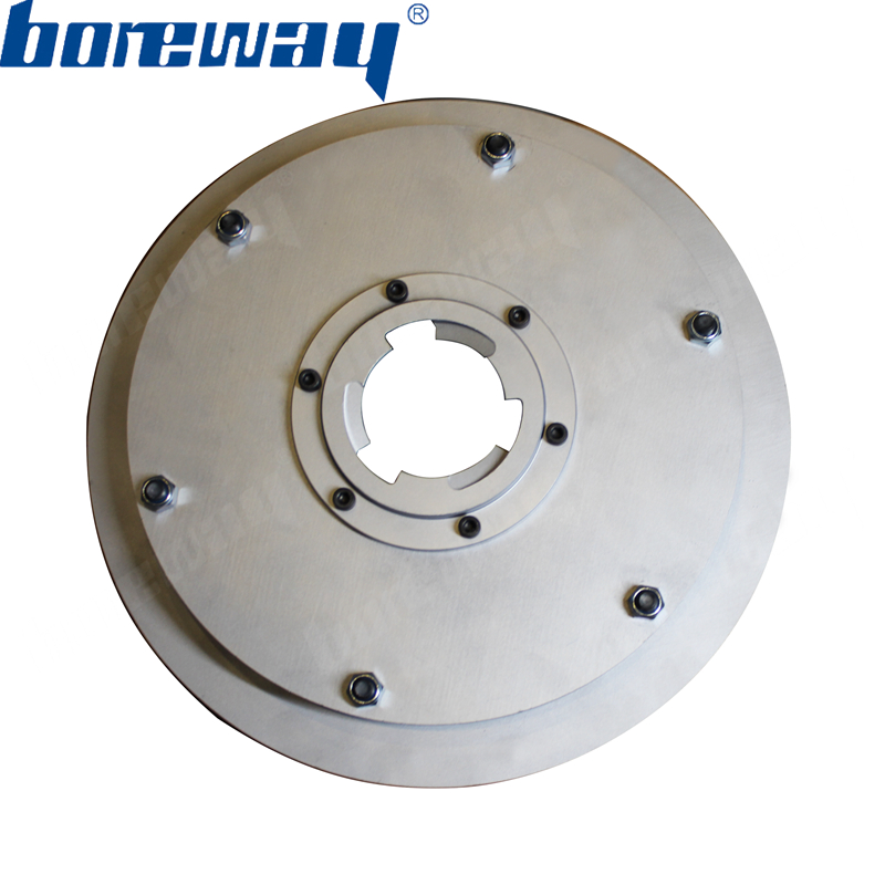 Alloy Rotary Double Layer Concrete Bush Hammer  Plate