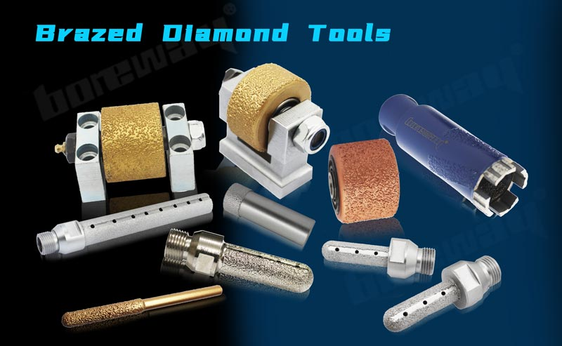 Brazed Diamond Tools