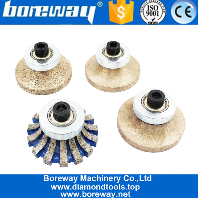 H20mm Shape Sintered Router Bits