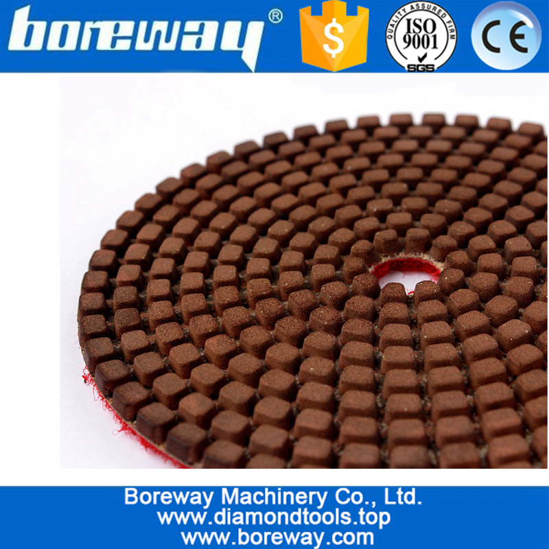 4inch Copper polishing pad wholesale