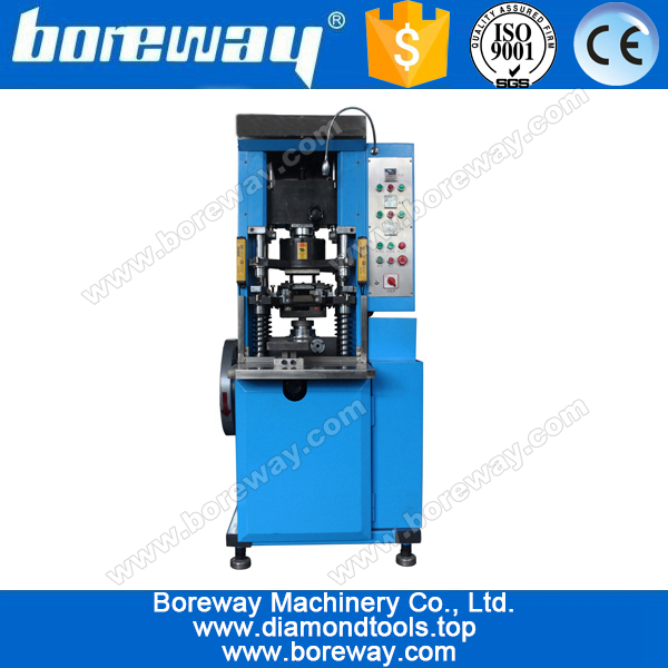 automatic mechanical cold press machine for segment