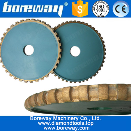 Diamond grinding wheels are widely used on profiling machines for granite marble quartz stone and other stone. We offer a wide range & shapes with different sizes to satisfy your exact profiling needs.