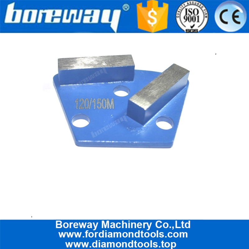 Tow Rectangle Grinding Pad