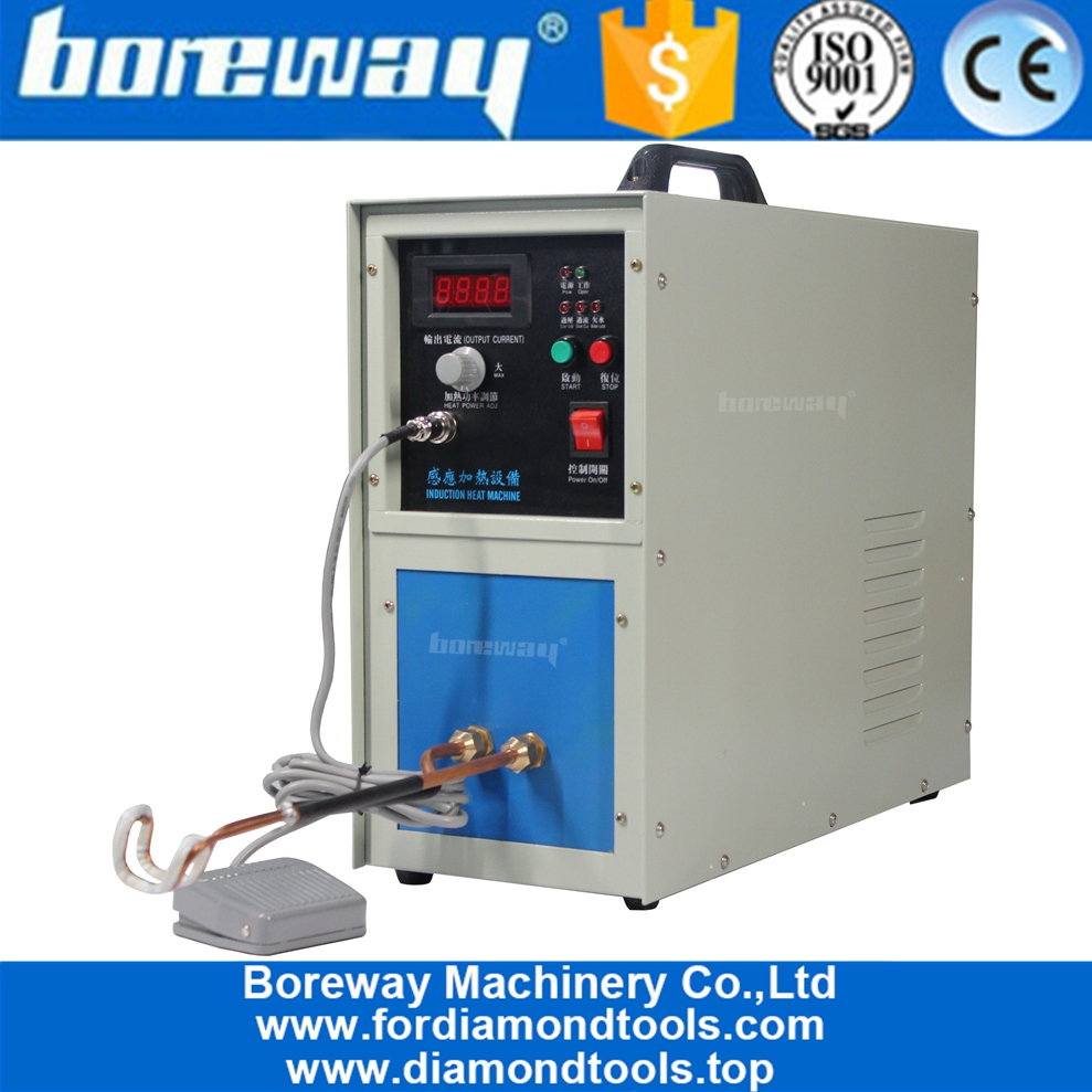 Boreway high frequency induction heating machine for plastic welding and melting