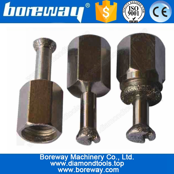 diamond drill bolt back