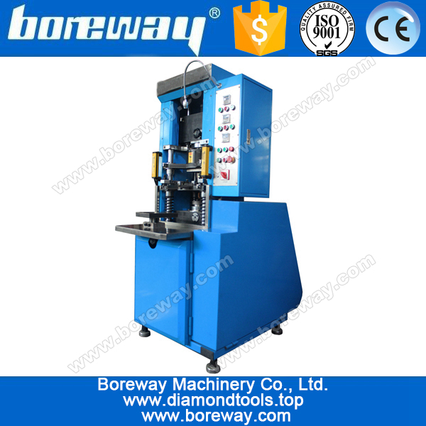 single layer diamond cold press machine for diamond segment