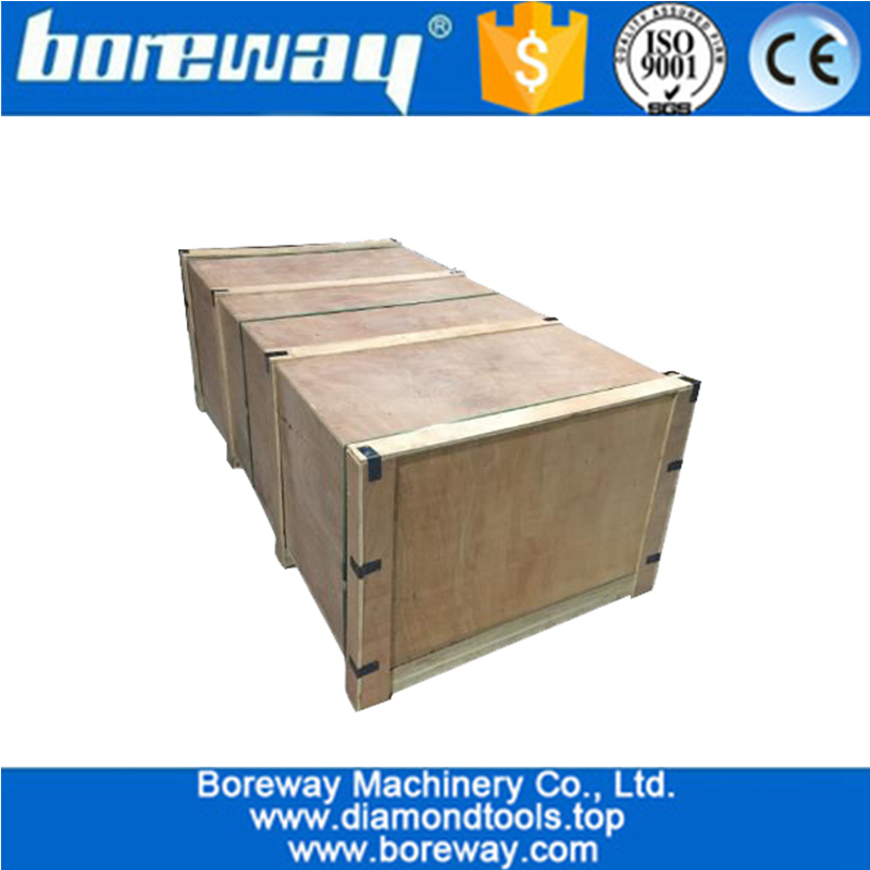 welding frame rack machine wooden box packing