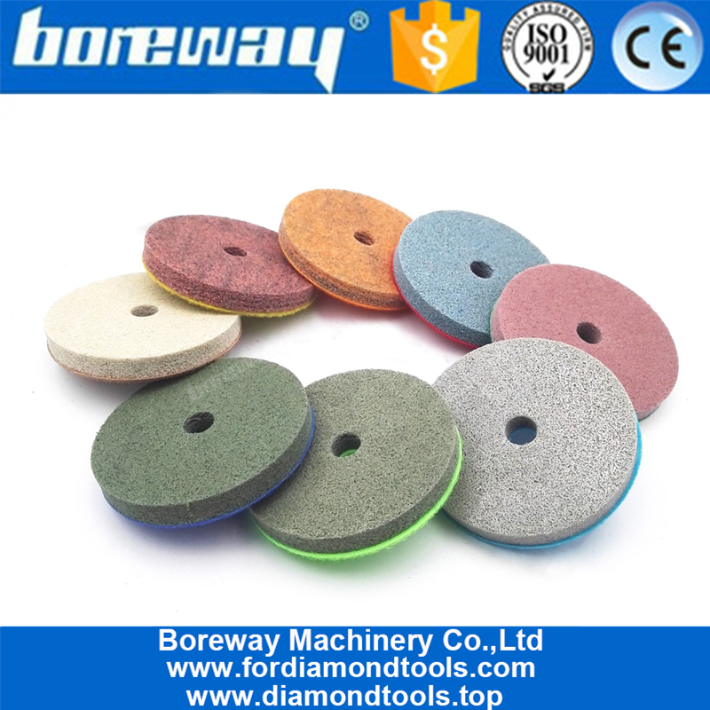 Sponge Polishing Pad for sandstone jade travertine 2