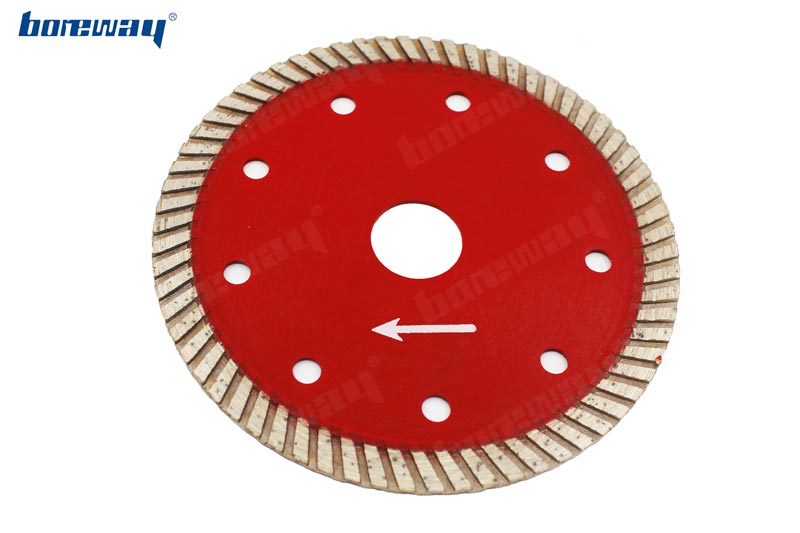 Boreway Sharp Cutting Saw Blade Tools For Title Stone