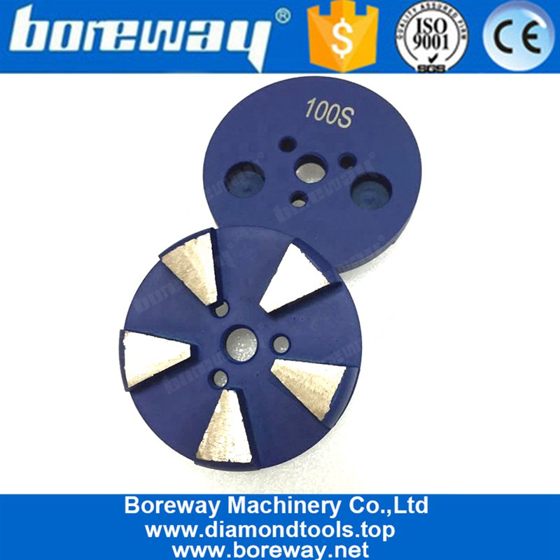 4 Inch Round Grinding and Polishing Disc