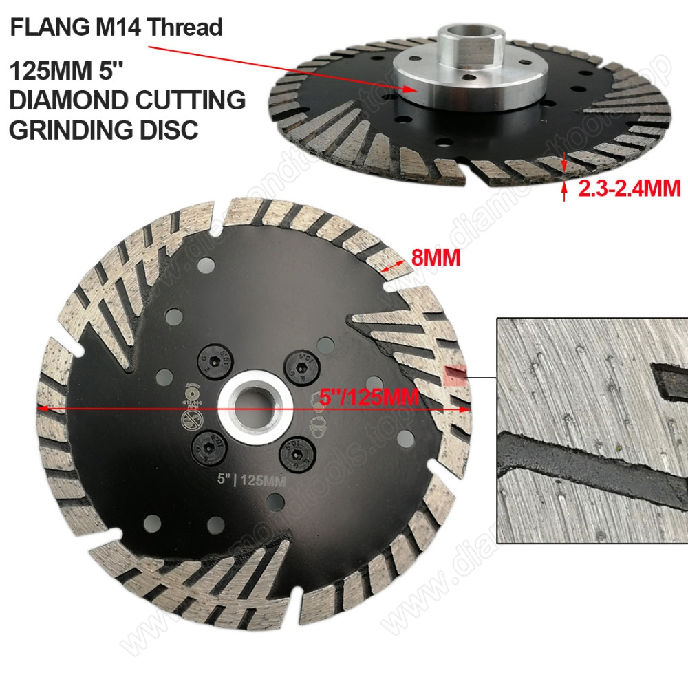 Turbo Wave diamond saw blade email boreway05@boreway.net