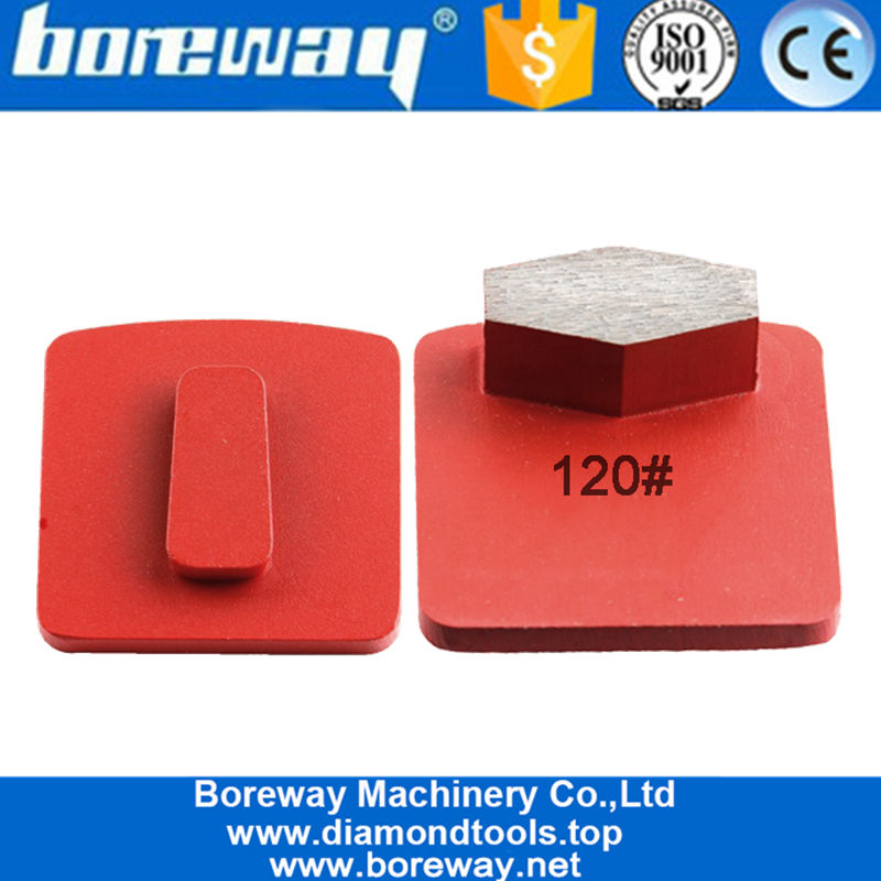 Factory Price Redi Lock Concret Grinding Pads