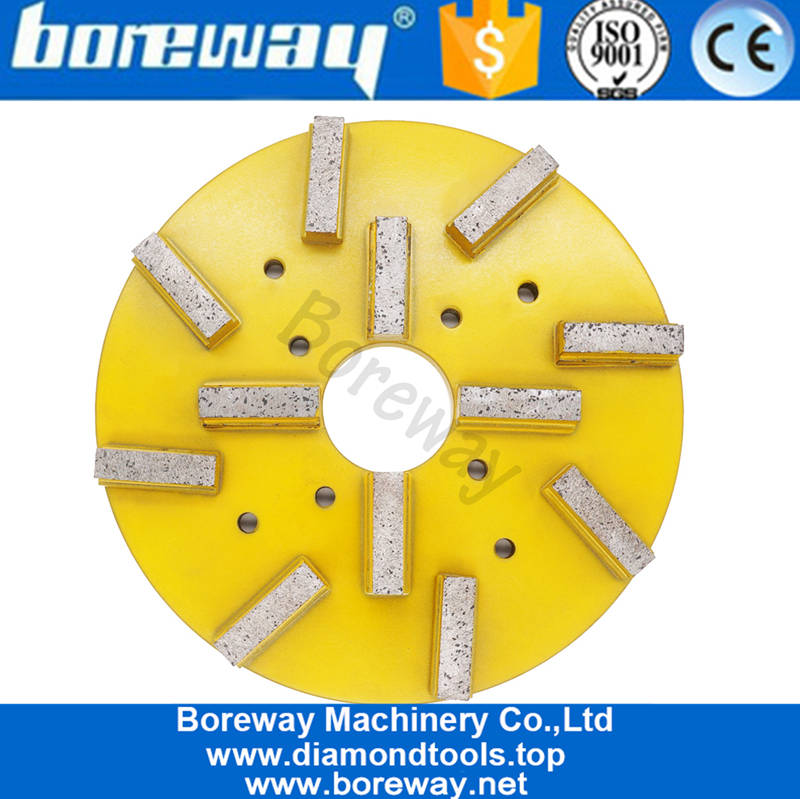 8 Inch 200mm Manufacturer Directory Metal Grinding Disc Diamond Granite Polishing Disk B2B 2020