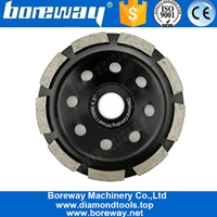 4.5 Inch Single Row Grinding Cup Wheel