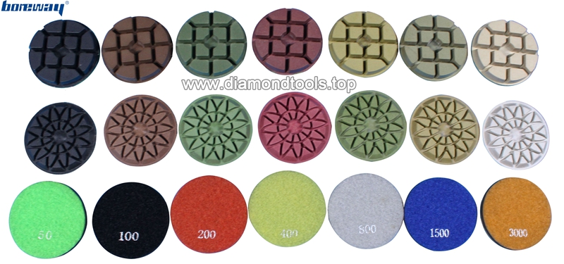 diamond polishing pad manufacturer