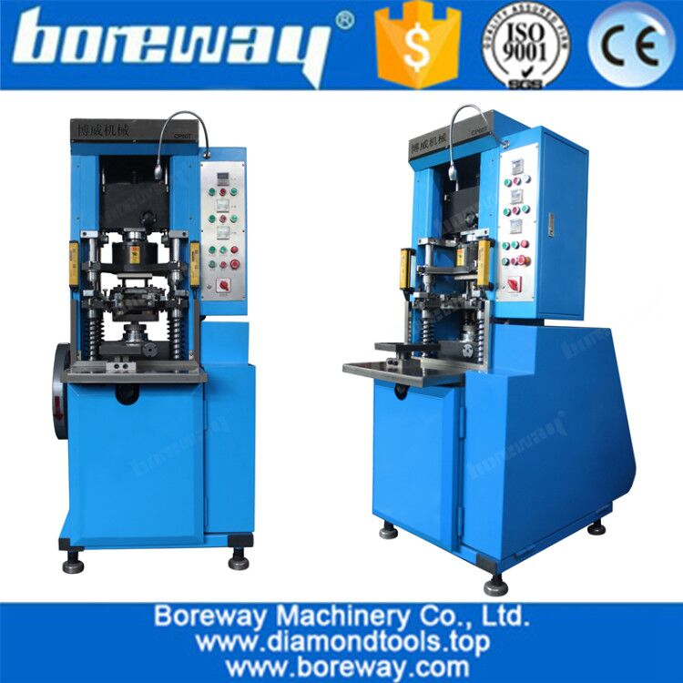 Automatic Mechanical cold press machine for diamond segments 35T 60T