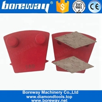 Two Pins Metal Bond Grinding Pads