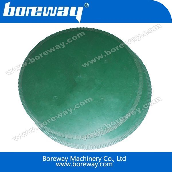 Super Thin Diamond Tipped Cutting Disc For Gemstone
