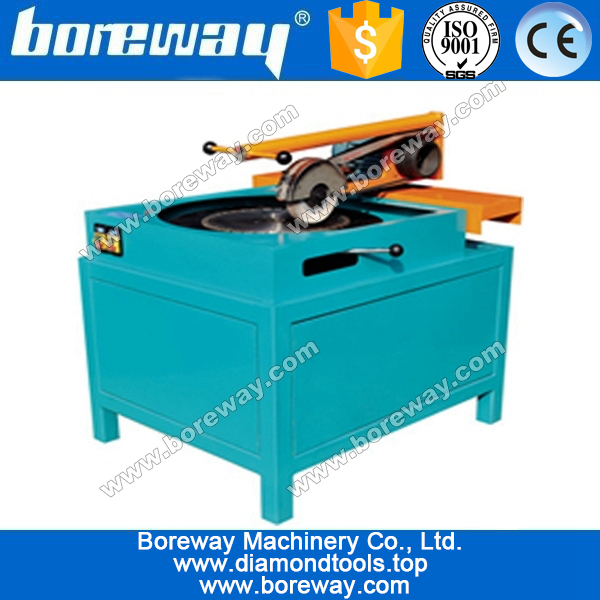 polishing machine for diamond saw blade