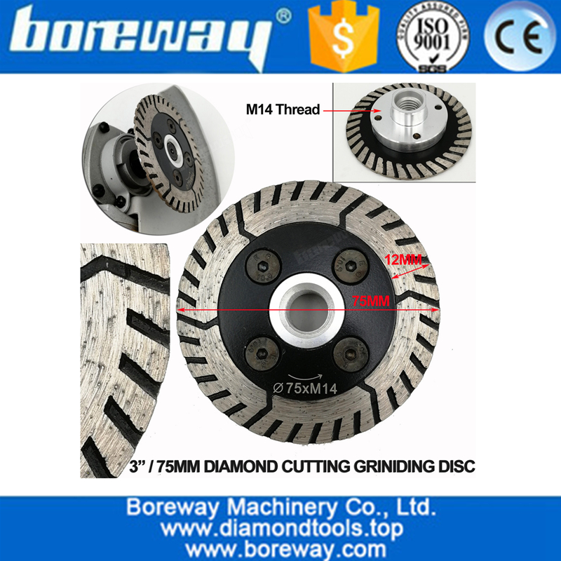 Cutting Grinding Disc for cutting granite