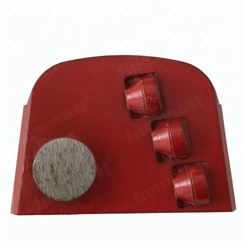 PCD and Round Segment Grinding Pads
