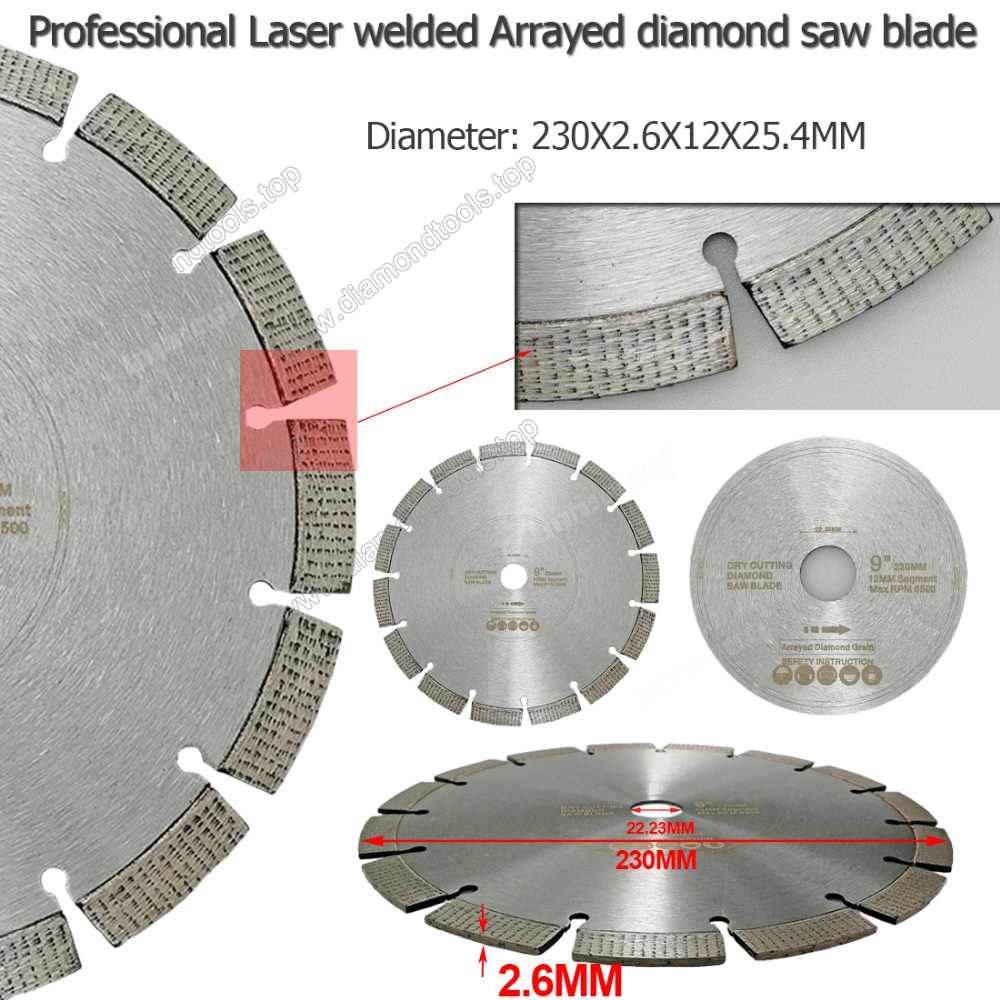 Diamond Saw Blade Segmented blade China concrete saw blade