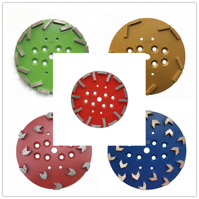 10 inch Diamond Grinding Disc