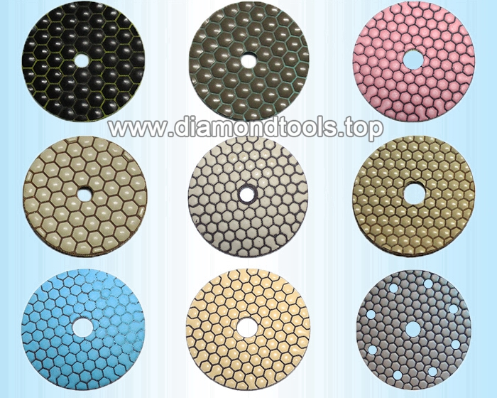 dry diamond polishing pads for sale