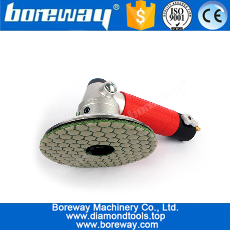 Dia.Dry Use Polishing Pad for Concrete Ceramic Grinding Exports the European and American market