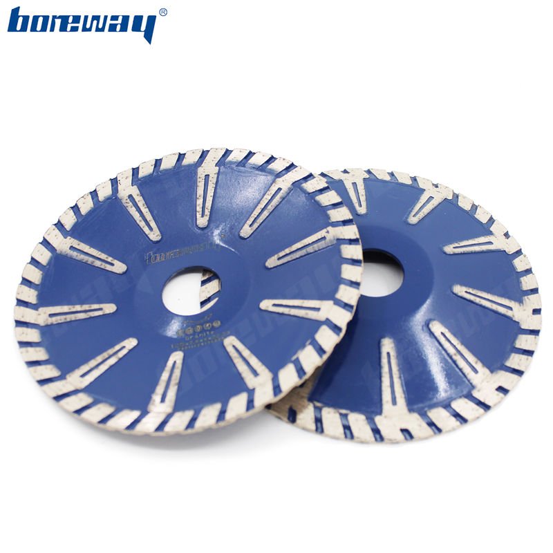 4 Inch Sintered Rim Continuous Cutting Disc