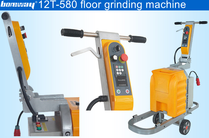 12T-580 floor grinding machines