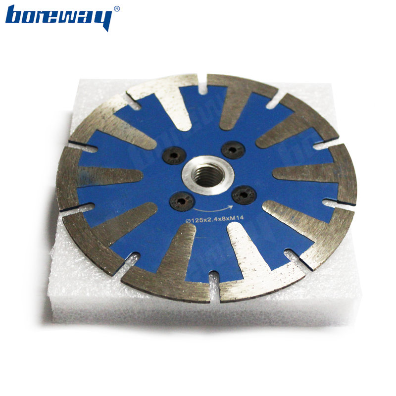 T Shape Segment Curved Saw Blades