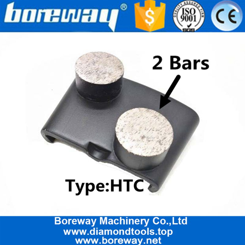 HTC Double Bars Grinding Pad