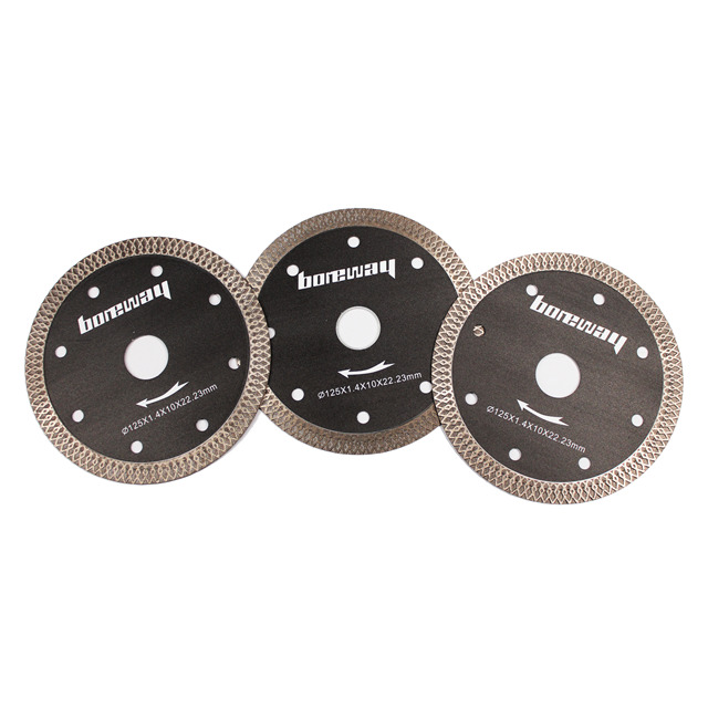 105mm Hot Press Turbo Mesh Blade Disc