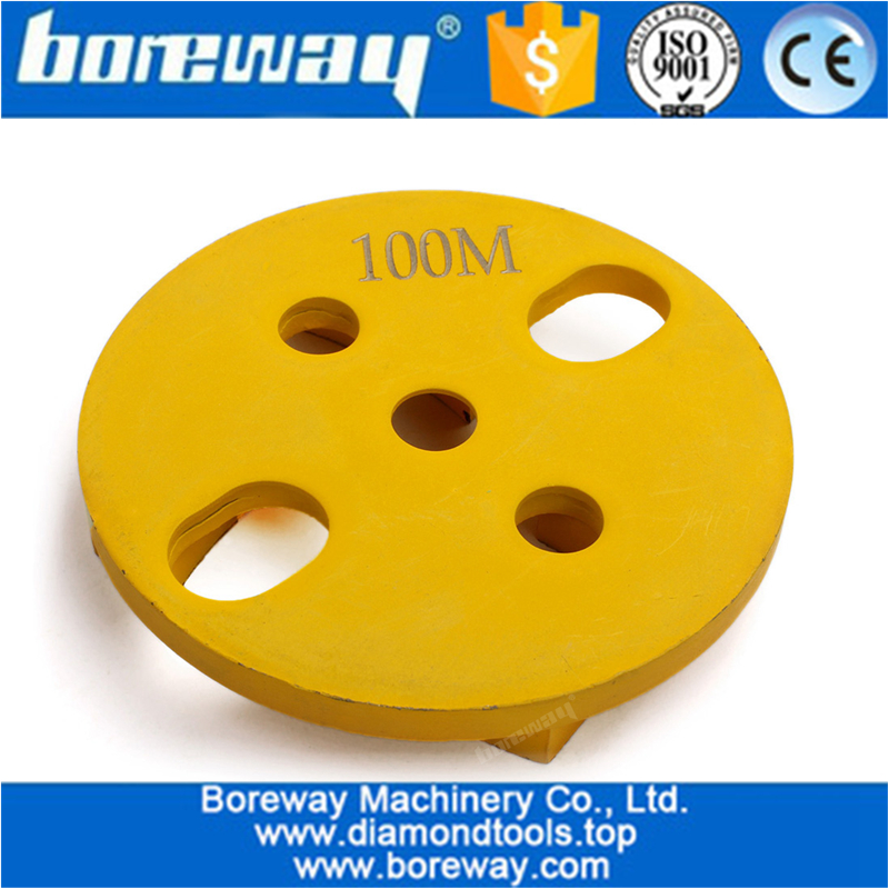 80mm Diamond Grinding Disc For Floor Polishing Pad Abrasive Disc