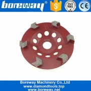 5 Inch Diamond Grinding Cup Wheel