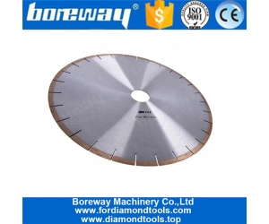 12 Inch Wet Cutting Disc Diamond Saw Blade for Marble Stone
