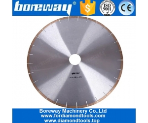 14 Inch High Frequency Welding Diamond Circular Saw Blade for Cutting Marble